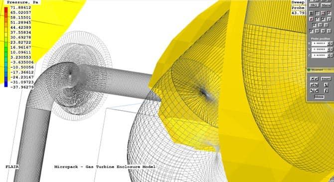 Computational Fluid Dynamics Modelling - CFD