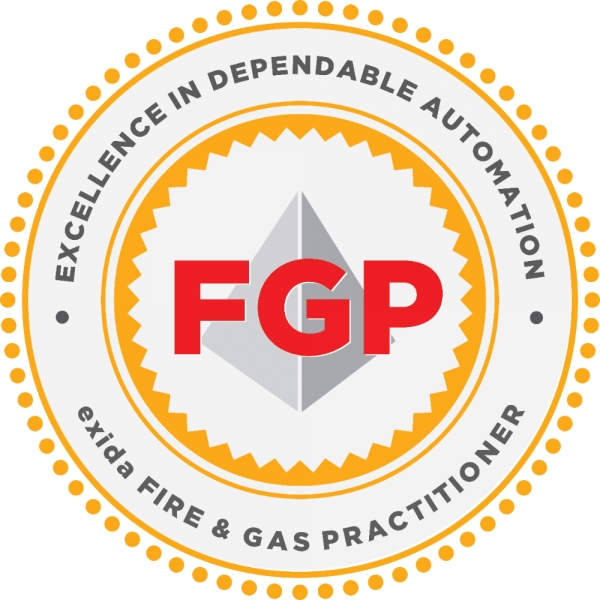 exida FGP Certified Fire and Gas Practitioner Training