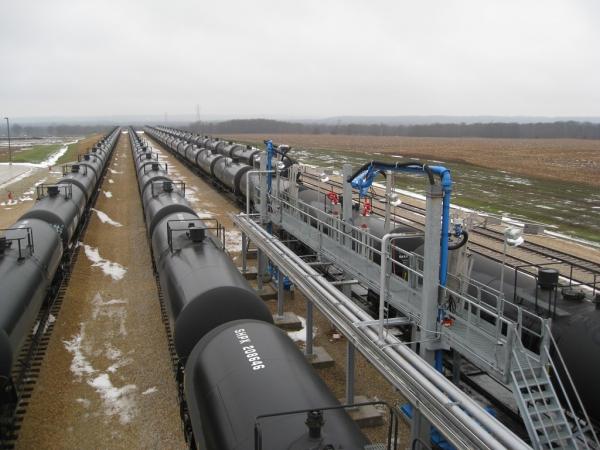 Ethanol Rail Car Facilities