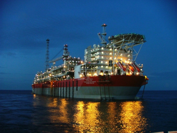 BP Greater Plutonio FPSO