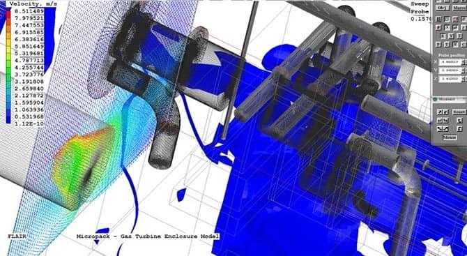 >Computational Fluid Dynamics Modelling - CFD