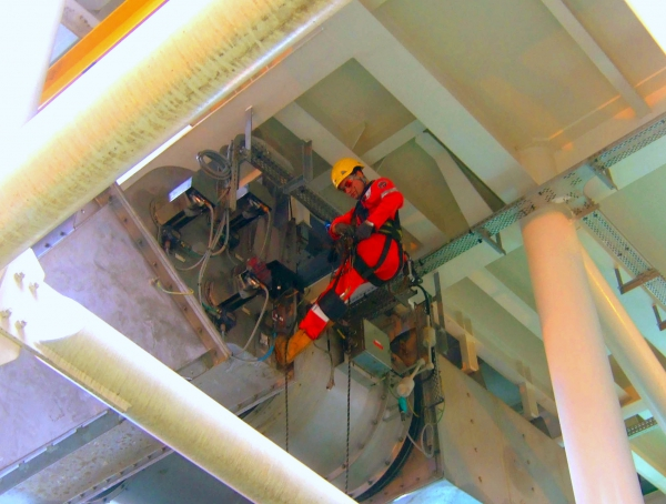 On Site Service and Maintenance