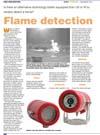 Tank Storage Magazine - Flame Detection